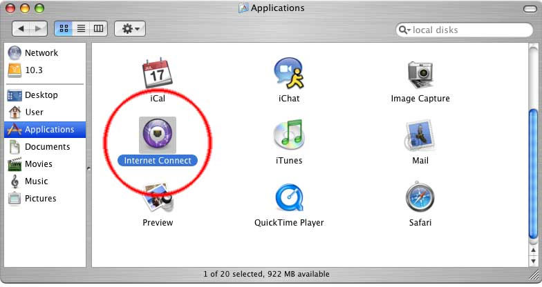 how to show files mac in order